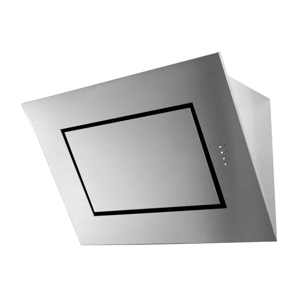 Qubix S.S. wall mounted hoods from Lotus