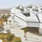 King Abdullah Petroleum Studies and Research Centre  - First LEED Platinum Certified project by Zaha hadid Architects