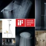 AXOR and hansgrohe Products win Nine iF Design Awards; adjudged the highest ranking company in the sanitation industry