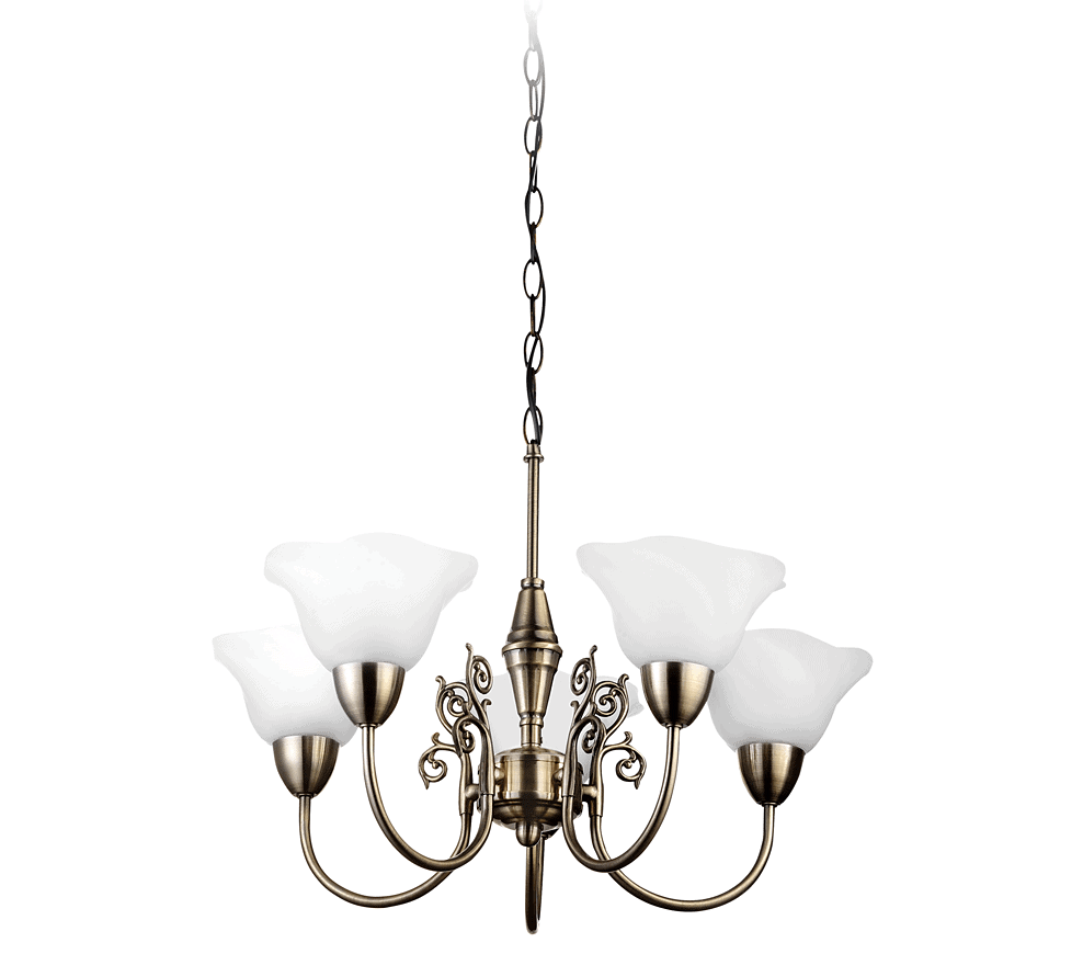 beautiful floral roomstyler ceiling and wall lights made of premium blown glass and steel, energy saving bulbs