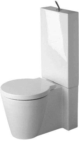 Duravit Starck 1 Toilet close-coupled