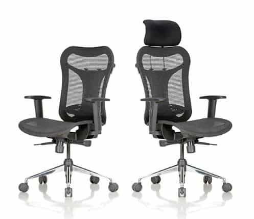 Optima Mesh Office Chair from Featherlite