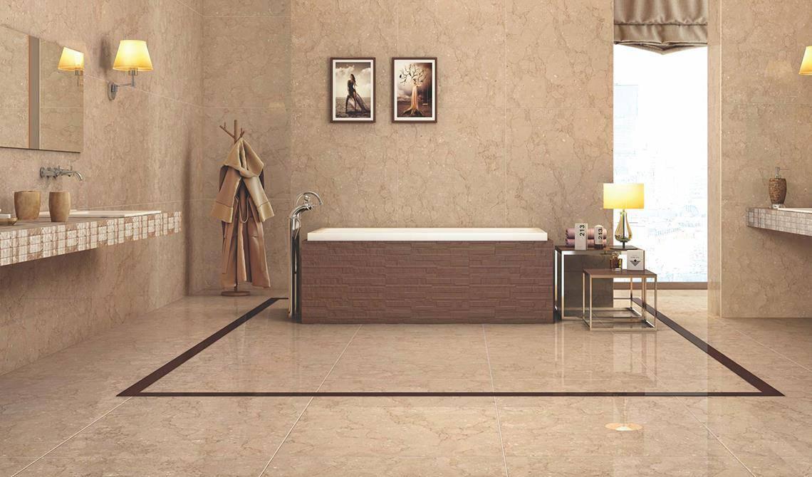 simpolo perlato double charge vitrified tile