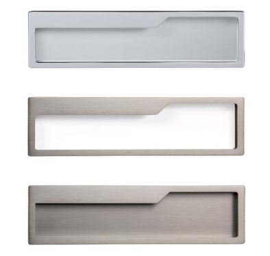 SC Herrajes Recessed Furniture Handle By Jyoti Architectural Products