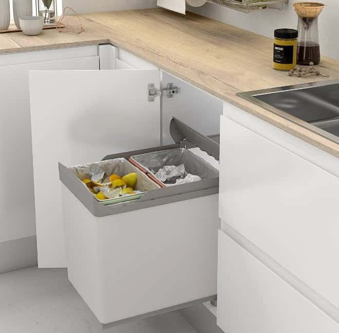 Menage Confort Ecological Waste Bin by Jyoti Architectural Products