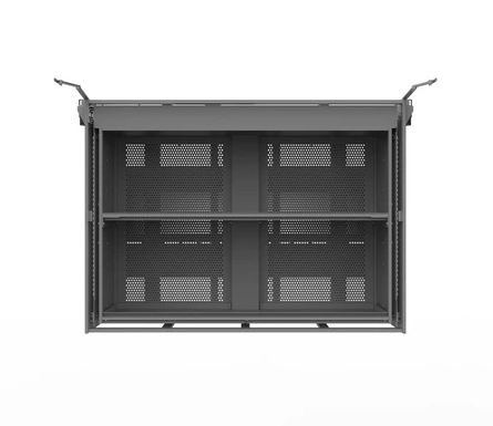 ICAN 1000 mm Kitchen Wall Unit Storage Cabinet