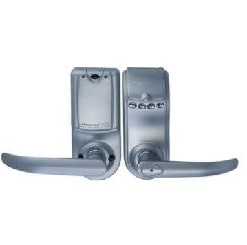 Ozone Biometric Electronic Lock for Wooden Door