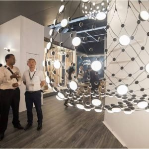 Smart Lighting, Innovative Solutions Up For Display At the 11th Edition Of Hong Kong International Lighting Fair (Spring Edition) 2019