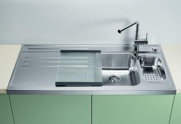 Blanco Axis 6 S-M Stainless Steel Sink