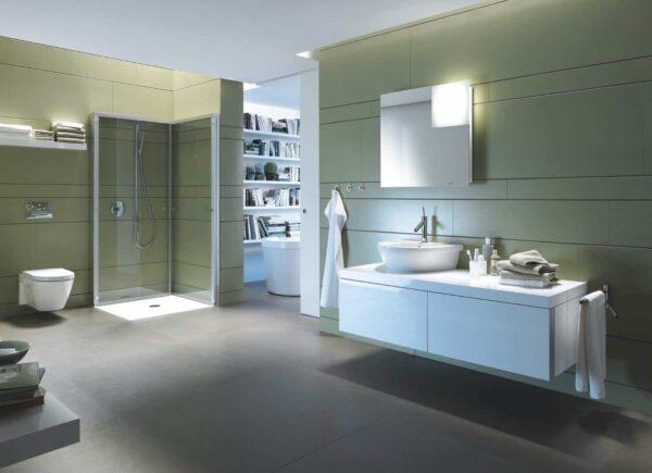 Duravit shower enclosure – OpenSpace   Shower cubicle