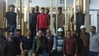 FII Conducts A Successful 2nd Training Programme On Light Wood Frame Construction