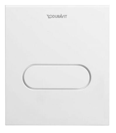 Duravit A1 Actuator plate for Urinal