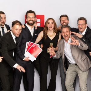Golden Evening for hansgrohe: Rainfinity Wins iF DESIGN AWARD 2019