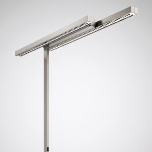 Trilux Offset S Free-Standing Luminaire