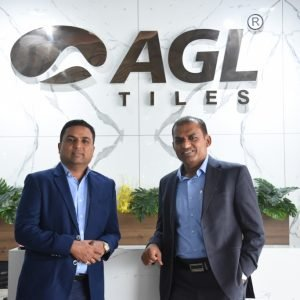 AGL inaugurates its Largest Tiles and Sanitaryware Display Centre in Himmatnagar