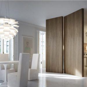 Linvisibile FILO 10 Vertical Pivot Movable Wall-Door 1