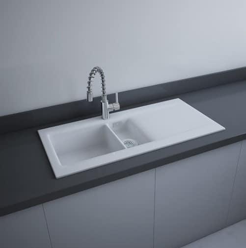 RAK Dream 1 Drop In Kitchen Sink