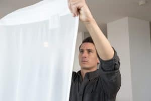 Meet GUNRID – the air purifying curtain from IKEA