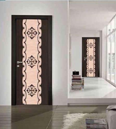 Alstone's WPC Decorative 2D Doors Come With Lifetime Guarantee