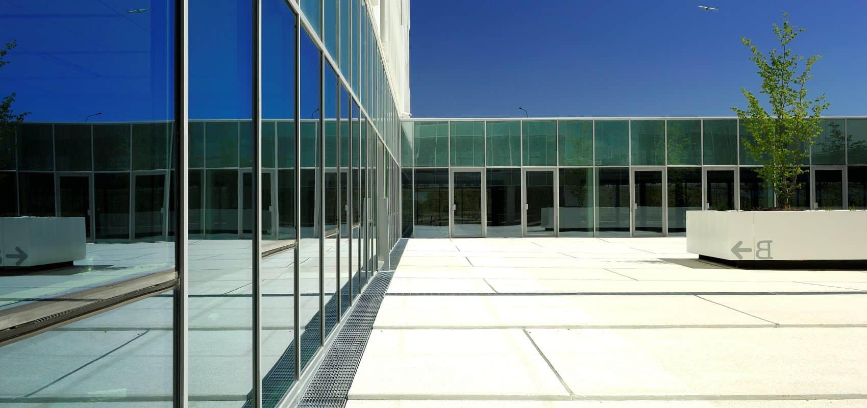 Art-n-Glass Minimo AX-F32 cw Panorama Design Façades System