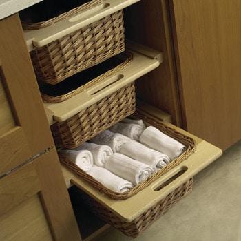 Hafele Wicker Basket | Kitchen Wicker basket