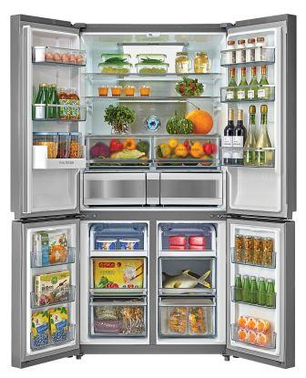 Premium Range of Freestanding Refrigerators By Hafele