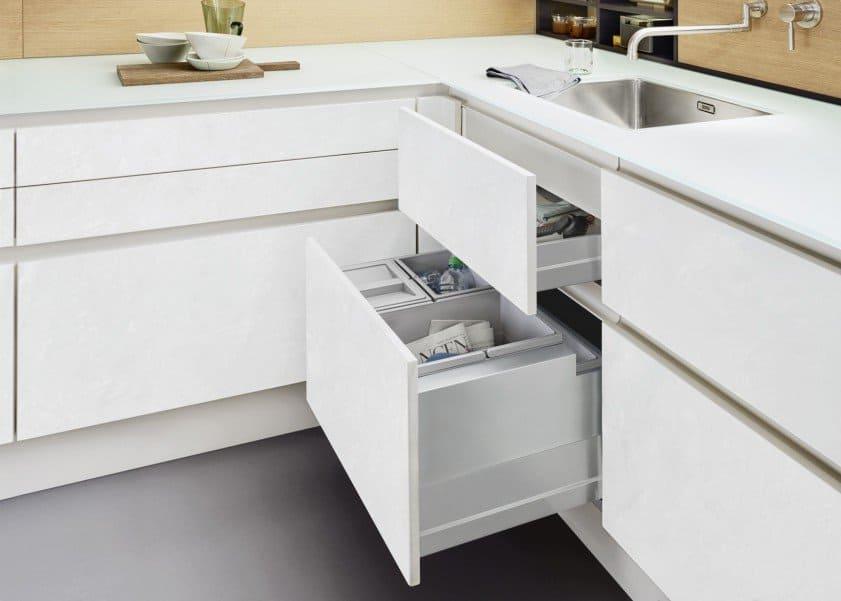 Best Kitchen Renovation Ideas - handleless kitchen cabinet_17l