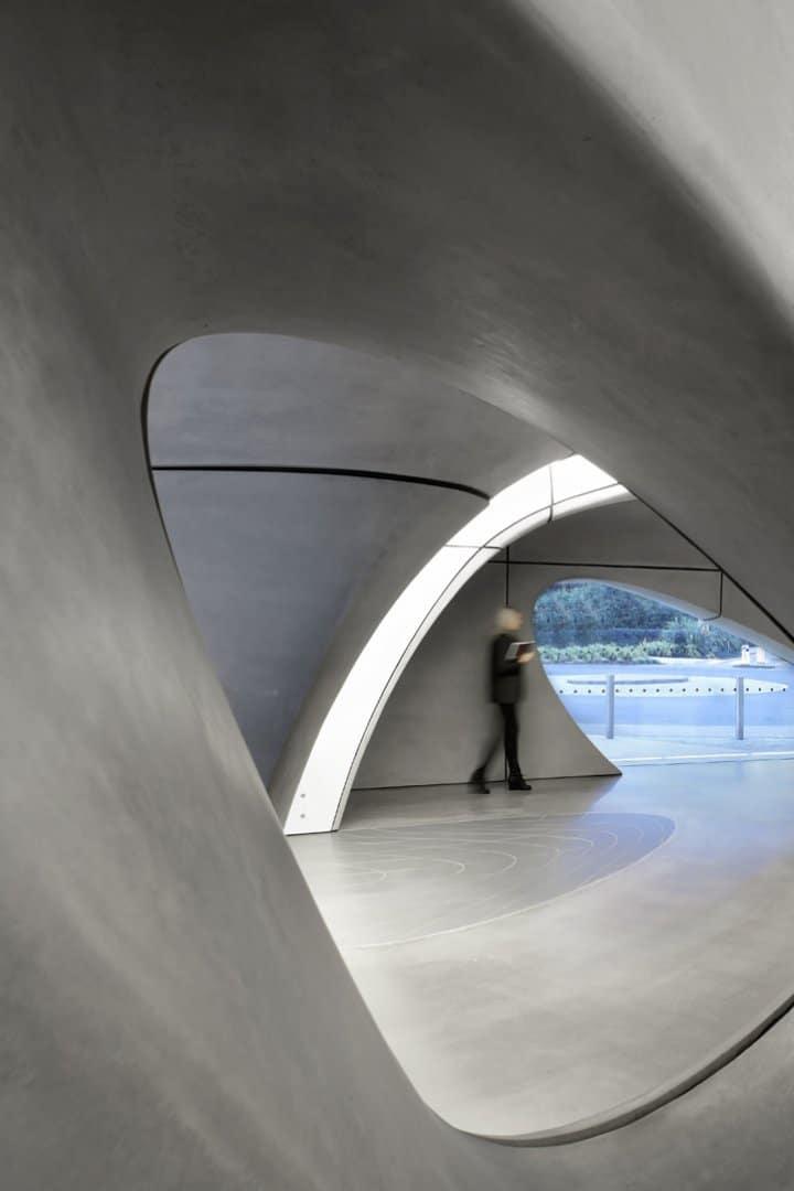 Zaha Hadid Product Design - the roca gallery london 01482
