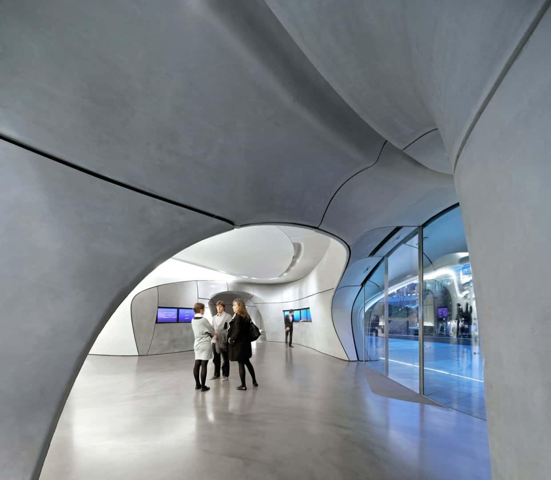 Zaha Hadid Product Design - the roca gallery london 01510