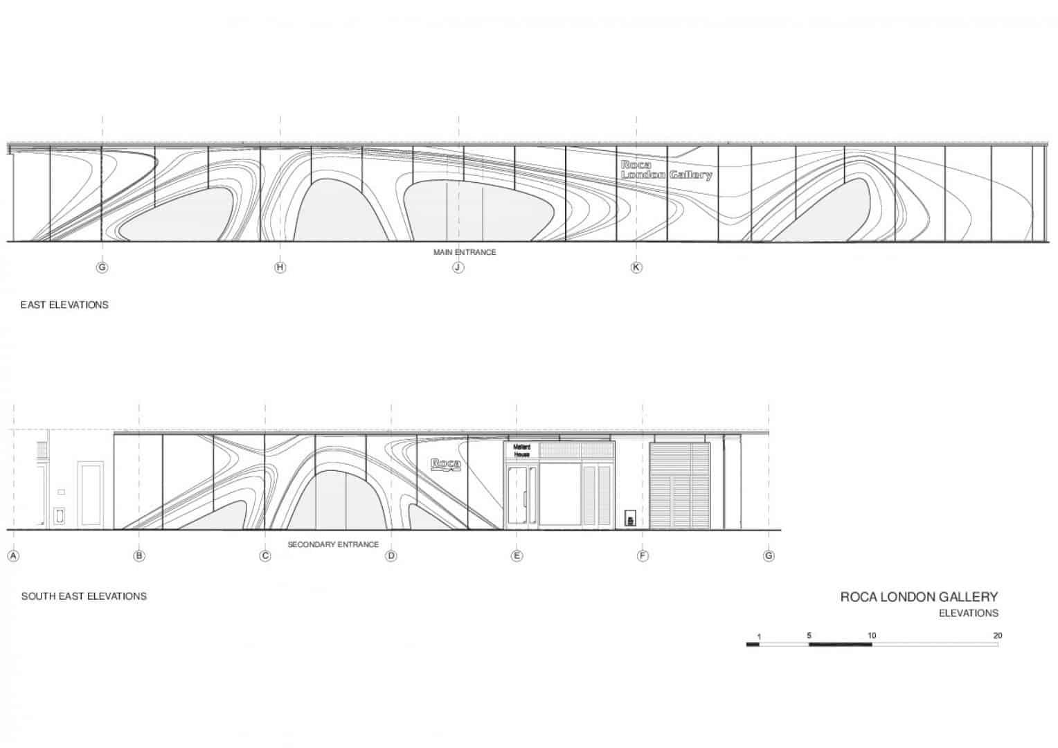 Zaha Hadid Product Design - the roca gallery london 2