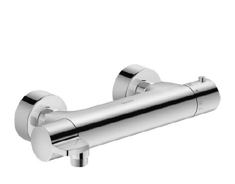 Duravit B.1 Thermostatic Shower Mixer for Exposed Installation