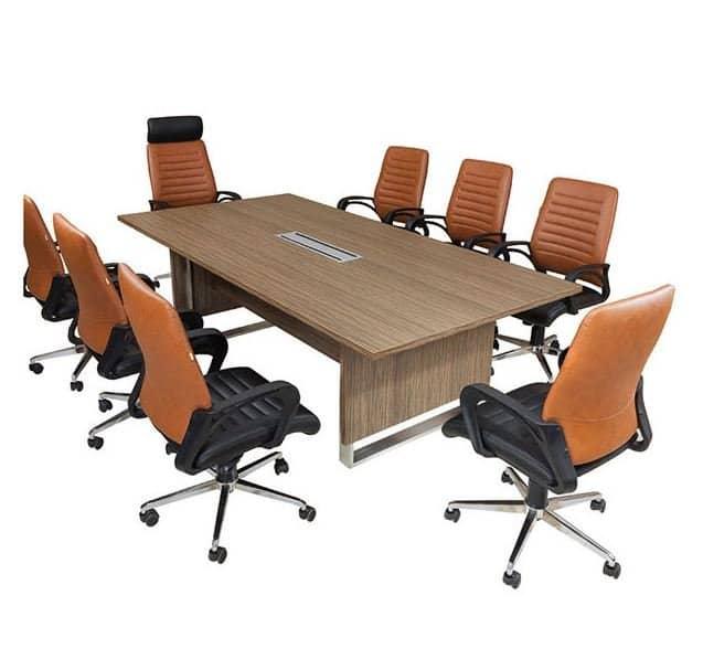 GeeKen Modular Office Furniture Conference Table 10