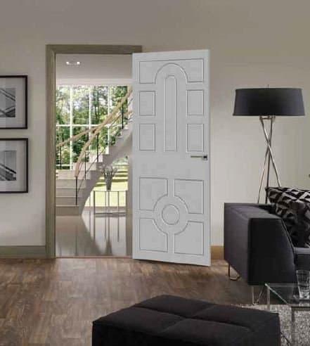 Alstone WPC Routed Door