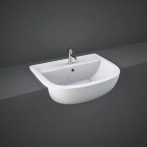 RAK Compact Semi Recessed Wash basin