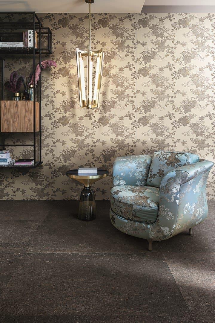 Cersaie 2019 top products - textile + ceramic surfaces - Rex - j_72449_03