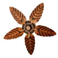 Fanzart launches the most intricately designed fan, inspired by nature: The Basil