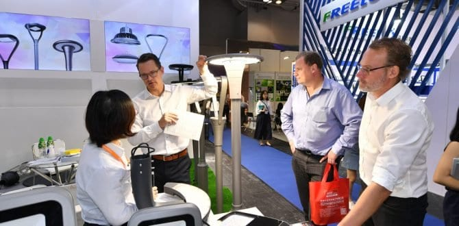 HKTDC's International Outdoor & Tech Light Expo 2019-Techlight1