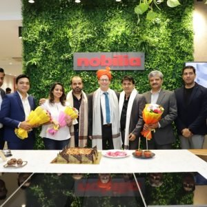 H&R Johnson (India) Launches An Exclusive Nobilia Modular Kitchen Showroom In Navi Mumbai