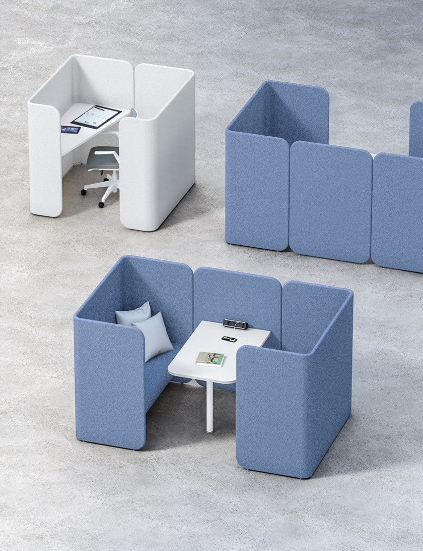 Office workstation design layout_multiple-office-workstation-fantoni-1