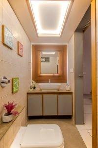 Old Bungalow Renovation - interiors-Bathroom - 13