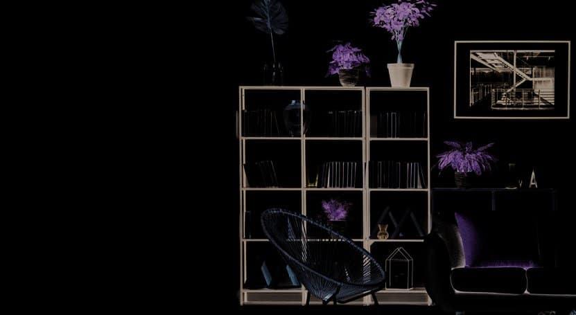 Rod Furniture - Savvy Cube - Book Shelf