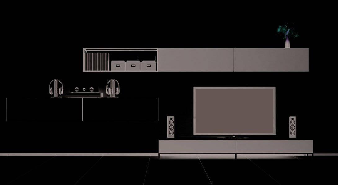 Rod Furniture - Savvy Cube -TV Unit