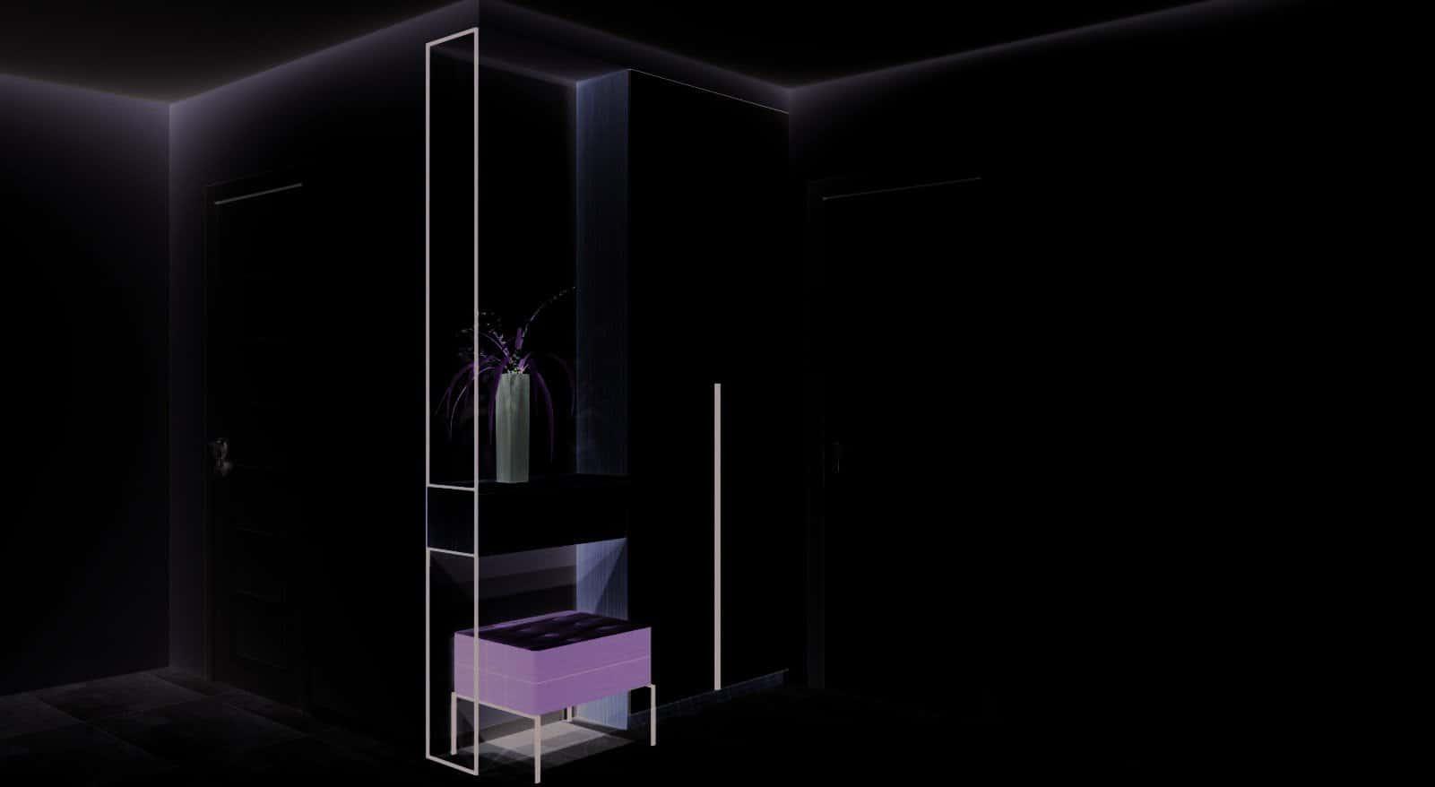 Rod Furniture - Savvy Cube -Wardrobe Unit