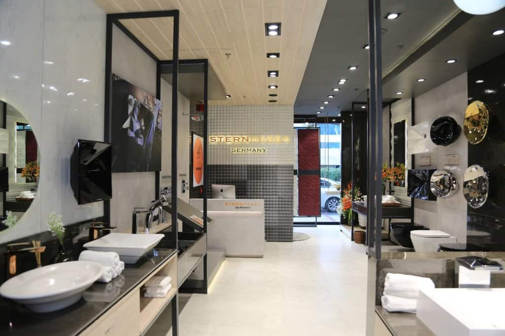 Sternhagen -Rose Gold Premium Bathroom Fittings- launch-2