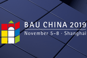 Fenestration BAU China 2019 Is Set To Charm Construction Industry This November