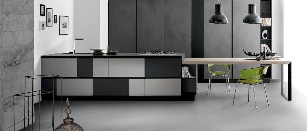 CERA Senator Cucine Italian Kitchens- Scaccomatto