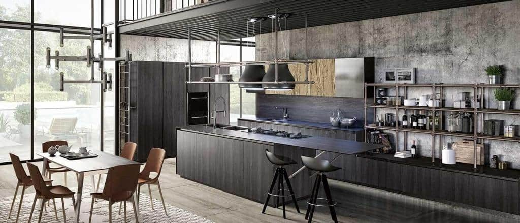 CERA Senator Cucine Italian Kitchens -VivereItalia