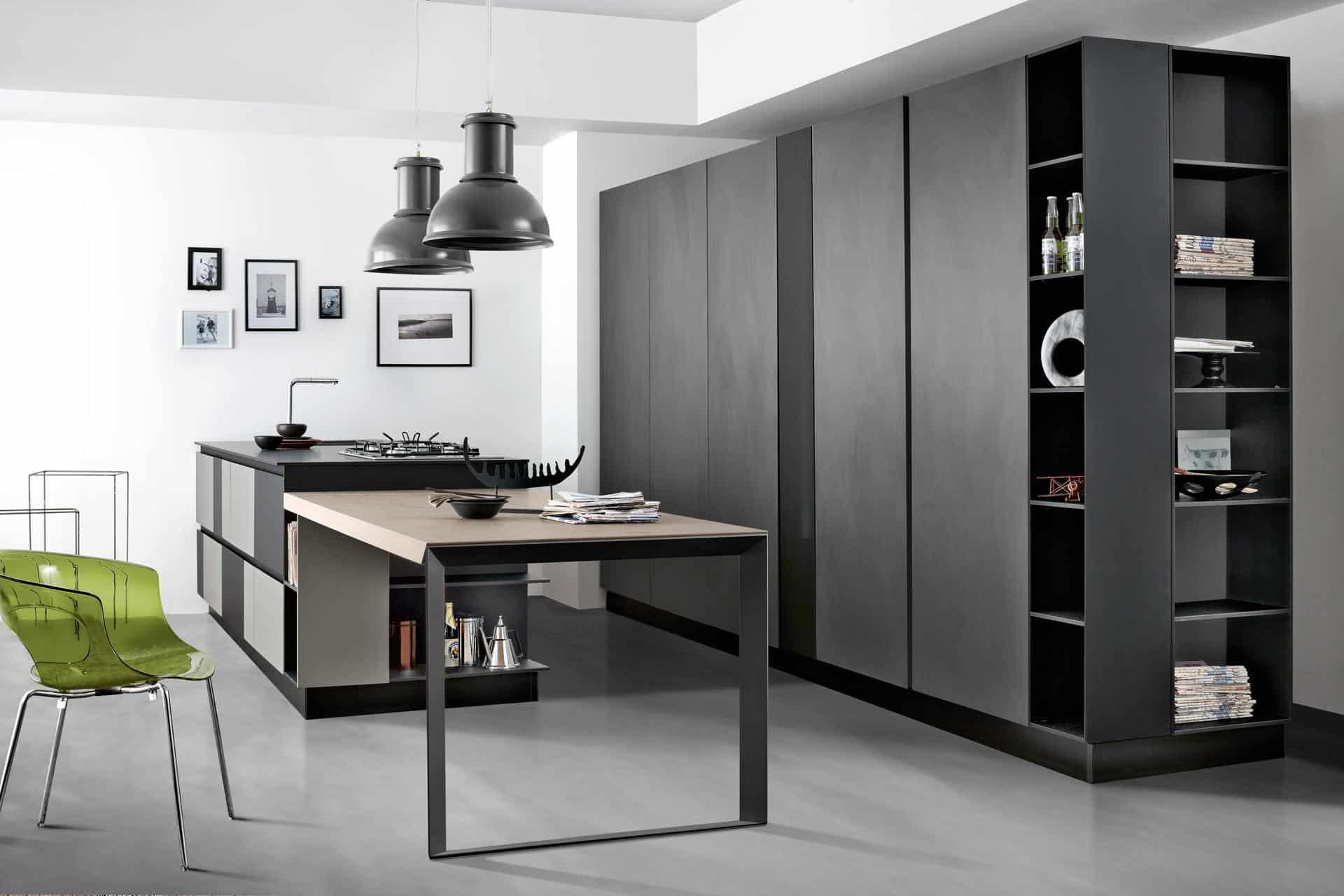 CERA Senator Cucine Italian Kitchens-scaccomatto 2