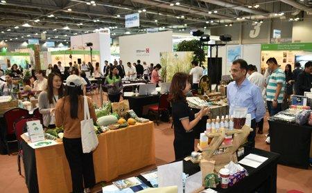 HKTDC Smart City Exhibition 2019 ECO EXPO ASIA