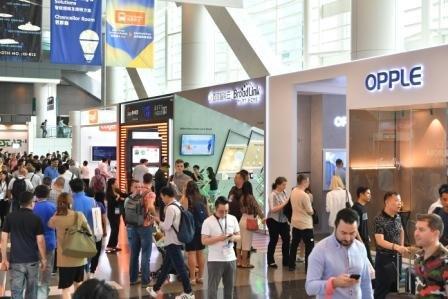 HKTDC Smart City Exhibition 2019 OPPLE TUYA